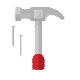 Hulpcategorie hammer